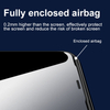 18D privacy screen protector dust net design