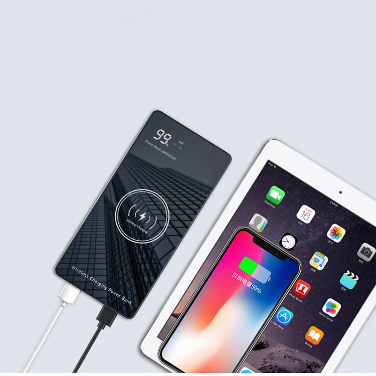 C83 20000mah wireless power bank