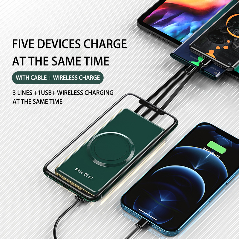 P10 10000mah power bank