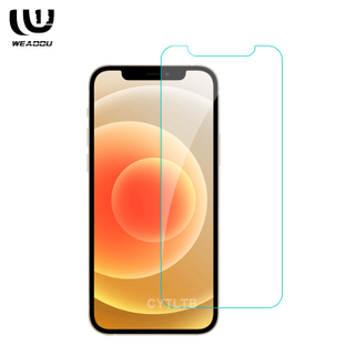 WeAddU High Quality Tempered Glass For iPhone 12 11 XR XS Max 2.5D 9H Screen Protector For iPhone Xs Max Xr X Screen Protector