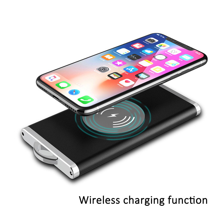 C77 5000mah wireless power bank