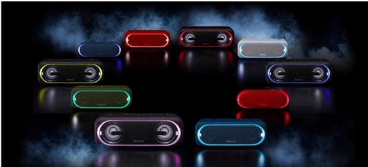 Fashion appearance Bluetooth speaker