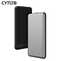 C56 16000mah desktop pd lipstick power bank case mfi power bank wallet