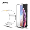 0.18mm High flexible For iphone11 pro 9H 9D+ Tempered Glass Screen Protector