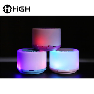 Led Smart Bluetooth Speaker