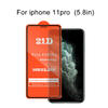 21D 10H glass For iphone11 Tempered Glass Screen Protector