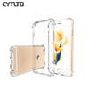For iPhone 6/6s/6s+ High Clear Gel Transparency Anti fall Cover Case