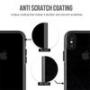 Tpu + PC Transparency Phone Case for Iphone X
