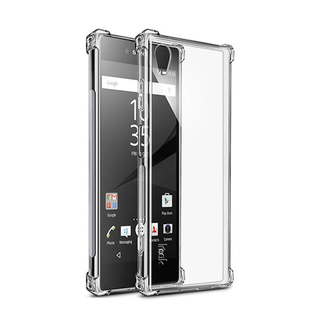 TPU Transparency Phone Case for Sony Xperia Xa1